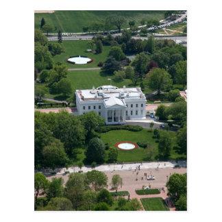 Photographie aérienne de la Maison Blanche Carte Postale
