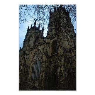 Photographie d'abbaye de York