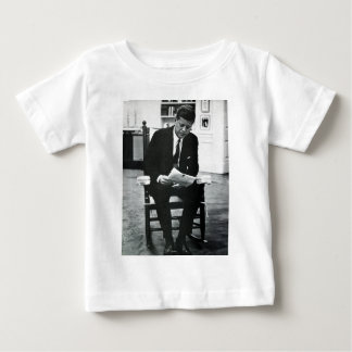 Photographie de John F. Kennedy 2 T-shirt Pour Bébé