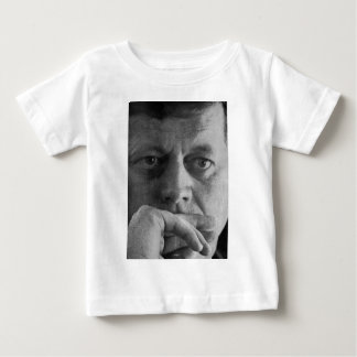 Photographie de John F. Kennedy T-shirt Pour Bébé