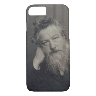 Photographie de portrait de William Morris Coque iPhone 8/7