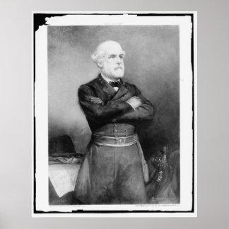 Photographie de Robert Edward Lee par l'aîné de Poster