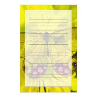 Photographie de Sammamish Washington de papillon Papier À Lettre