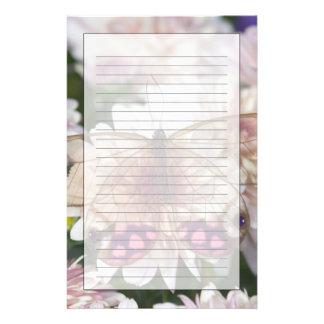Photographie de Sammamish Washington de papillon Papier À Lettre Personnalisé