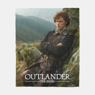 Photographie étendue de l'Outlander | Jamie Fraser Couverture Polaire
