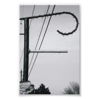 Photographie F1 de lettre d'alphabet