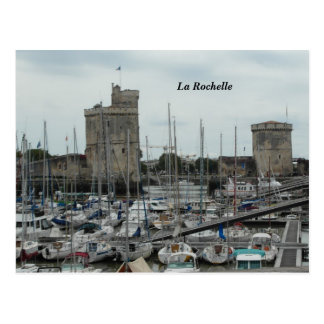 Photographie La Rochelle, France - Carte Postale