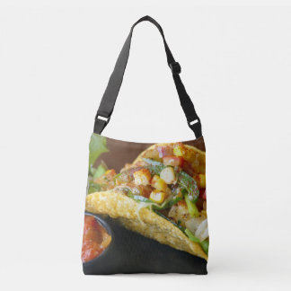photographie mexicaine délicieuse de tacos sac