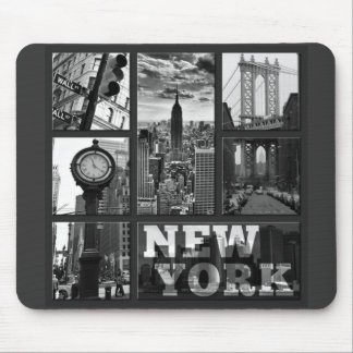 Photographie New York, Etats-Unis - Tapis De Souris