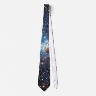 Photographie stellaire de l'espace de crèche de la cravates