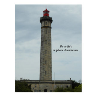 Photography Île de Ré, France - Cartes Postales
