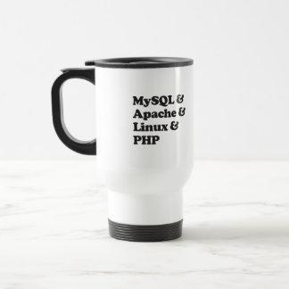 PHP de Mysql Apache Linux Tasses