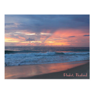 Phuket, Thaïlande Carte Postale