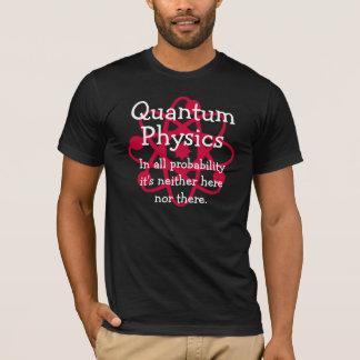 Physique de Quantum T-shirt