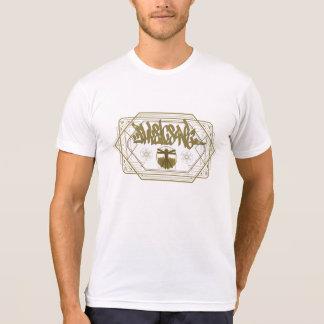 Physique une étiquette - la géométrie sacrée - t-shirt