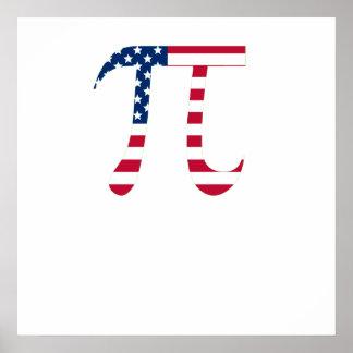 Pi américain posters