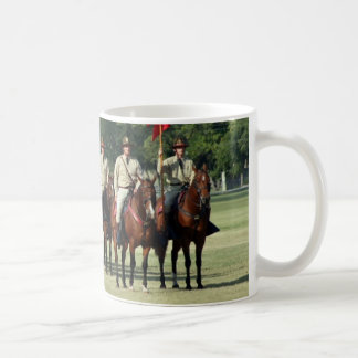 pi d'artillerie de filon-couche, demi de section mug