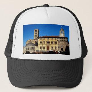 Piazza grand, della Pieve, Arezzo, TU Santa Maria Casquette