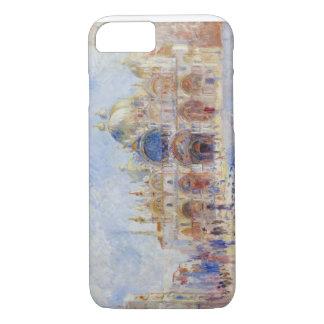 Piazza San Marco, Venise, 1881 (huile sur la Coque iPhone 7