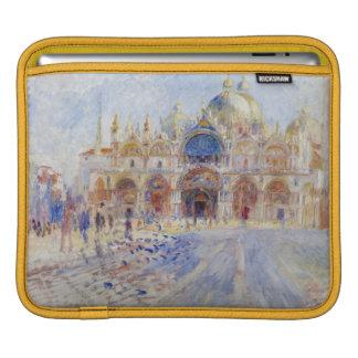 Piazza San Marco, Venise, 1881 (huile sur la Poches Pour iPad