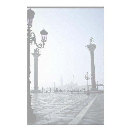 Piazza San Marco, Venise, Italie Papier À Lettre