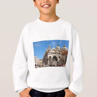 Piazza San Marco, Venise, Italie Sweatshirt
