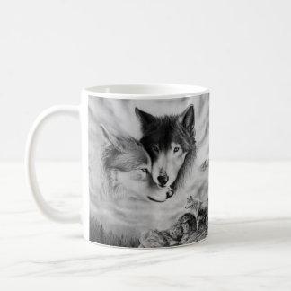 PIC 3, tasse de loup de PIC 3 de loup