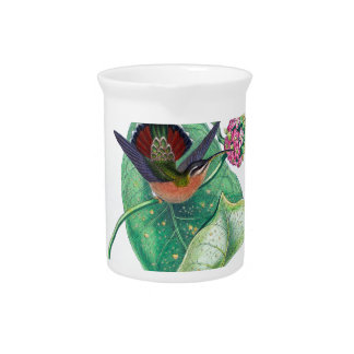 Pichet Amour de colibri