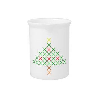 Pichet Arbre de Noël