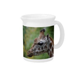 Pichet Broc de girafe