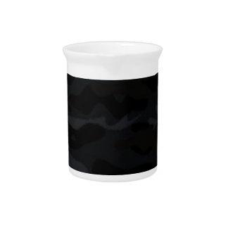 Pichet Camo noir