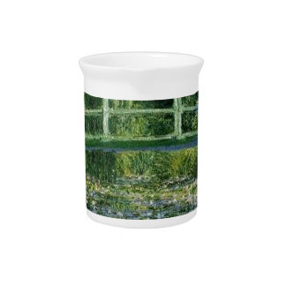 Pichet Claude Monet - pont japonais