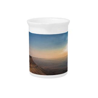 Pichet Cratère de Mizpe Ramon, Israël