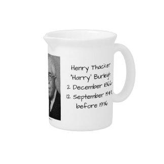 """Pichet Henry Thacker """"Harry"""" Burleigh"""