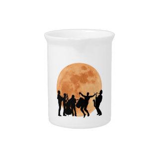 Pichet Jazz de clair de lune