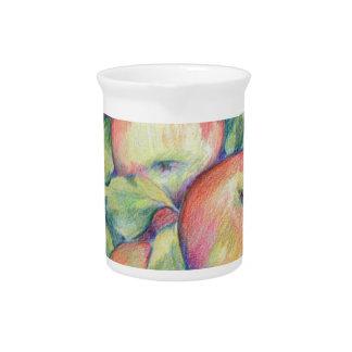 Pichet Pommes de colline de dépôt