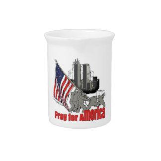 Pichet Priez pour l'Amérique