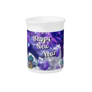 Pichet Regardez comment stupéfier sera la nouvelle année