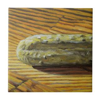Pickle à l'aneth carreau