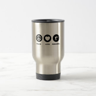 Pickleball Mug De Voyage