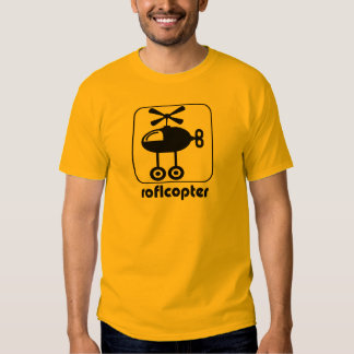 pictogramme de roflcopter t-shirt