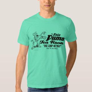 Pièce 2 de thé de puma de Peter T-shirts