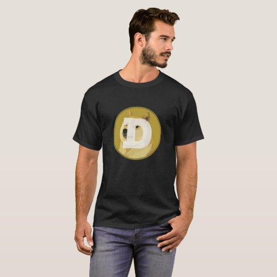 Pièce de monnaie de doge - T-shirt