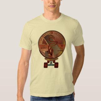 Pièce de monnaie de Vanwizle T-shirts