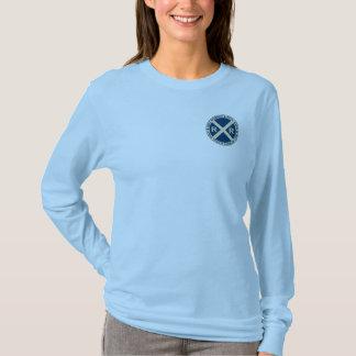 Pièce en t américaine de carrefours de Romney Ryan T-shirt