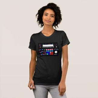 Pièce en t américaine de Rob d'habillement de T-shirt