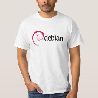 Pièce en t classique de Debian T-shirt