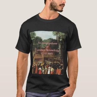 Pièce en t d'abrégé t-shirt