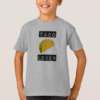 Pièce en t d'amant de taco t-shirt