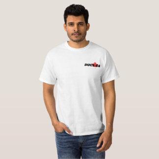 Pièce en t de base de Ducs.ca T-shirt